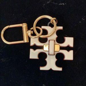 Tory Burch Keychain Bag Charm
